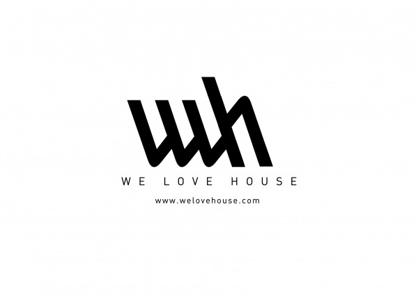 Welovehouse homepage