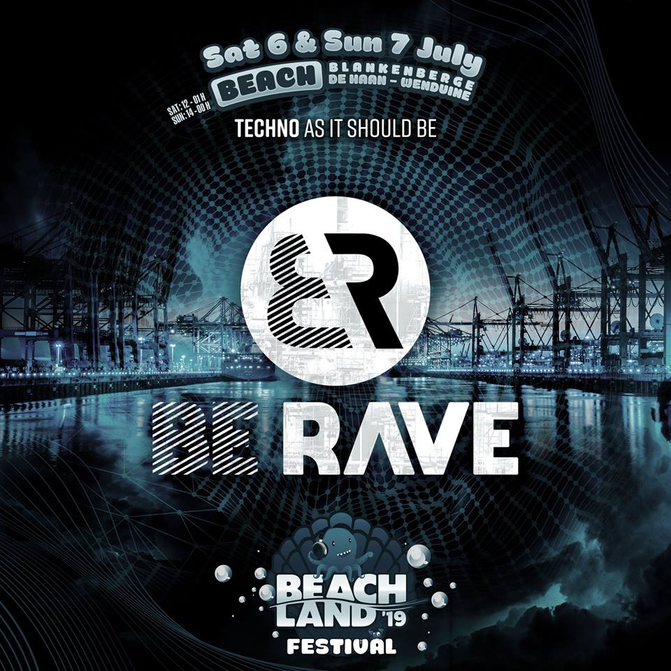 Be rave at Beachland Festival  2019