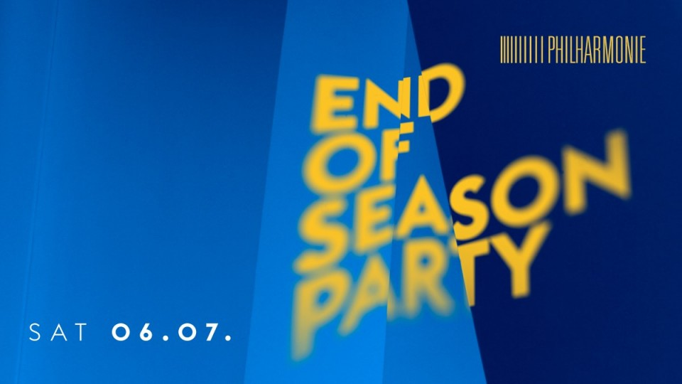 End Of Season Party at Philharmonie Luxembourg